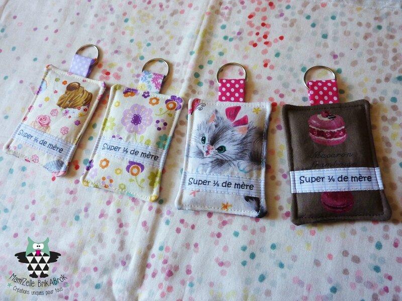 Porte-clés Estelle R 010715