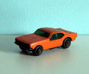 Ford mustang (Guisval)