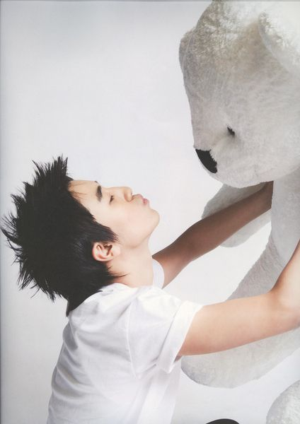 seung ri teddy bear