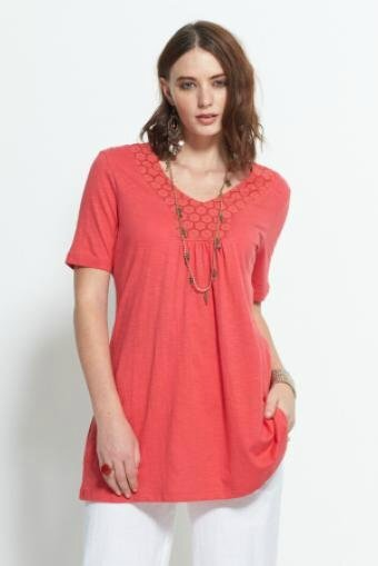 tunique broderie anglaise Nomads Clothing