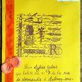 R- NATERCIA TOME - RECTO - JUILLET