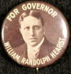hearst_william_randolph_governor_button