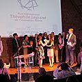 Remise des trophées 2011 2
