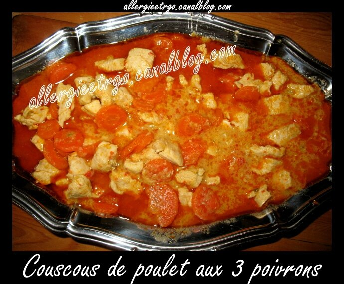 Couscous de pouletNEWS