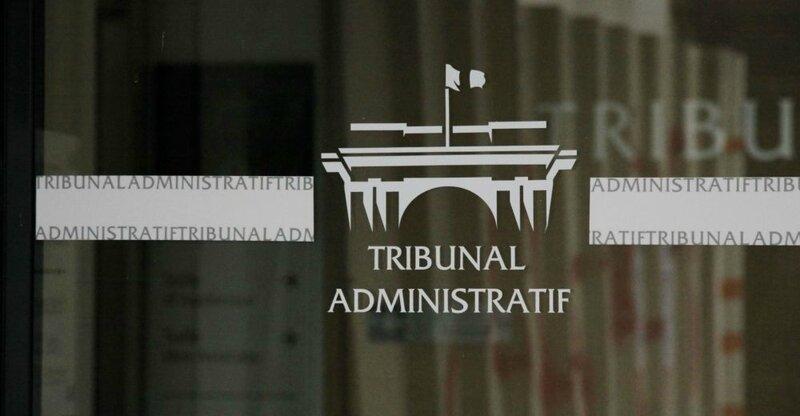 Tribunal administratif sipa