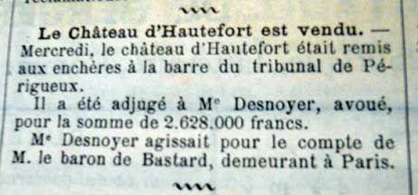 WHautefort1929