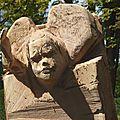 Symposium de sculpture de wissembourg. l'art dans tous se états.