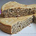 Gâteau aux noix de grenoble **