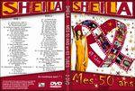 SHEILA-2DVD-50ans