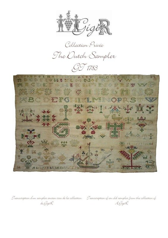 The Dutch Sampler GT 1783 - cover_Page_1