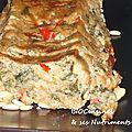 cake orties legumes