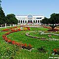 Le parc flora et le jardin botanique de cologne