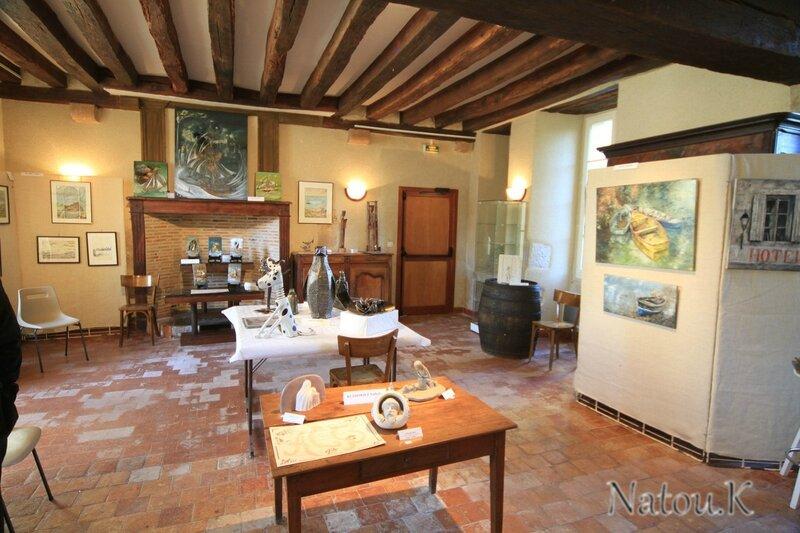 Vernissage du salon d 39 art et de l 39 artisanat de beaulieu - Salon artisanat d art ...