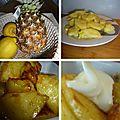 Ananas & café gourmand