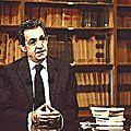 Nicolas sarkozy à l'oral de français