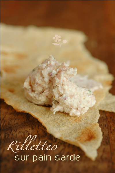 Rillettes jambon blanc, fromage frais, estragon_2