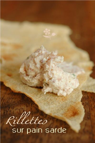 Rillettes jambon blanc, fromage frais, estragon_2