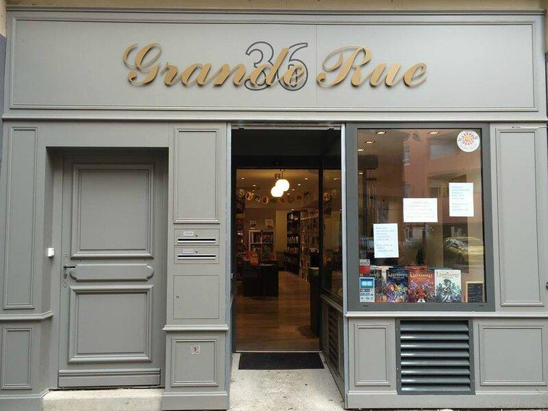 Librairie 36 grande Rue - Ste-Foy-lès-Lyon