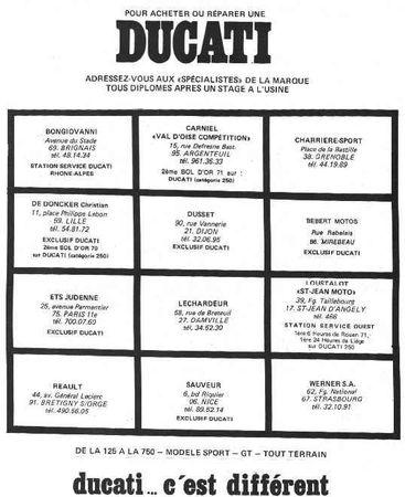 JudenneExclusifDucati1972LD