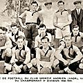 Anor - le club de football en 1932