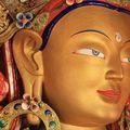 Buddha - Thiksey Gompa - Thiksey
