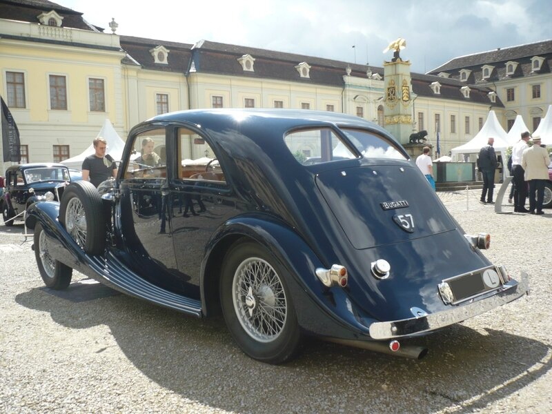 BUGATTI type 57 Sports Saloon 1934 Ludwigsbourg (2)