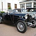 Bugatti type 40 cabriolet 1927