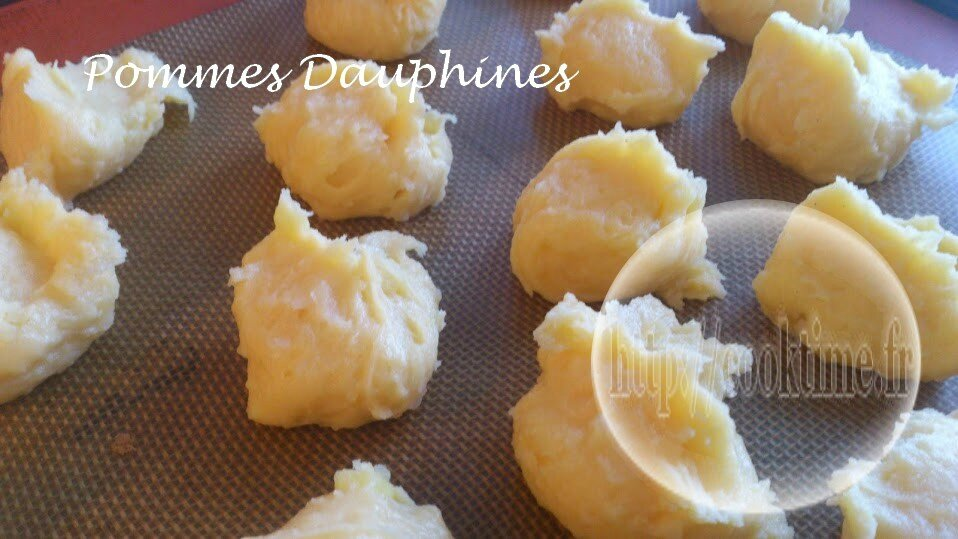 Pommes dauphines 4