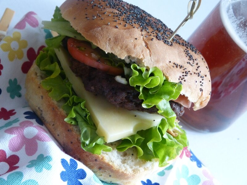 hamburger recette rapide