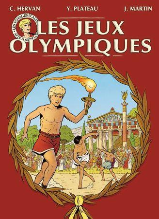 Les Jeux Olympiques-Couv V3