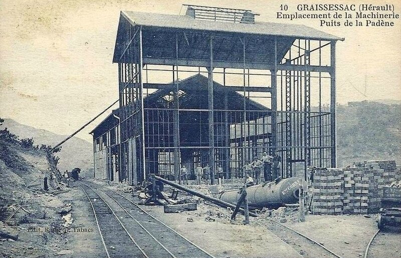 1917-06-19 mines de Graissessac