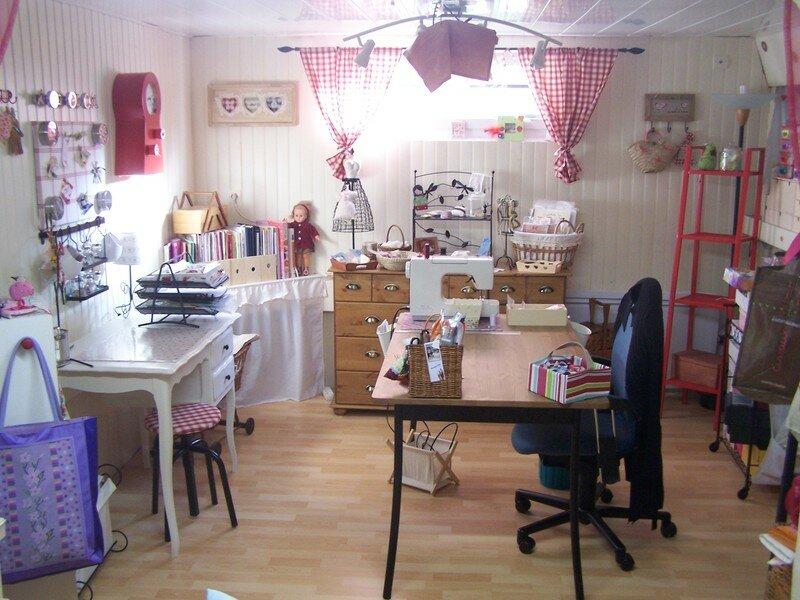 Bienvenue dans mon atelier !