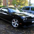 Dodge challenger SRT8 coupé (Retrorencard octobre 2010) 01