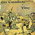 Les canadiens à vimy