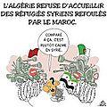 islam humour refugie syrien algérie maroc