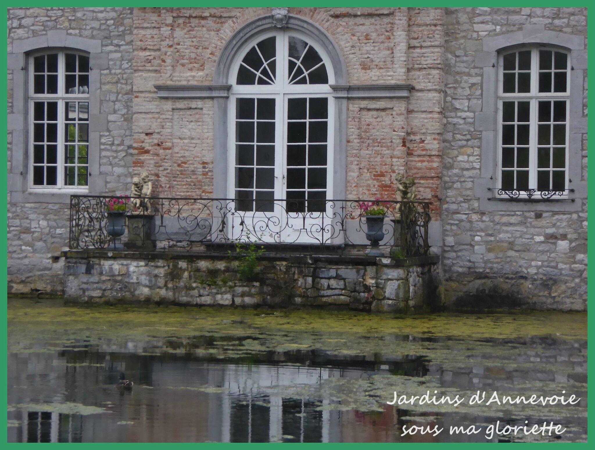 Jardins d 39 eau du ch teau d 39 annevoie belgique sous ma for Bd du jardin botanique 50 bruxelles