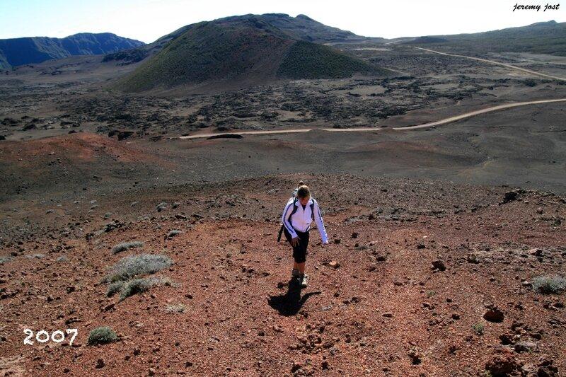 marche sur terrain lunaire 07