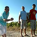 Bertrand, Eric et Arthur