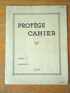 protege cahier
