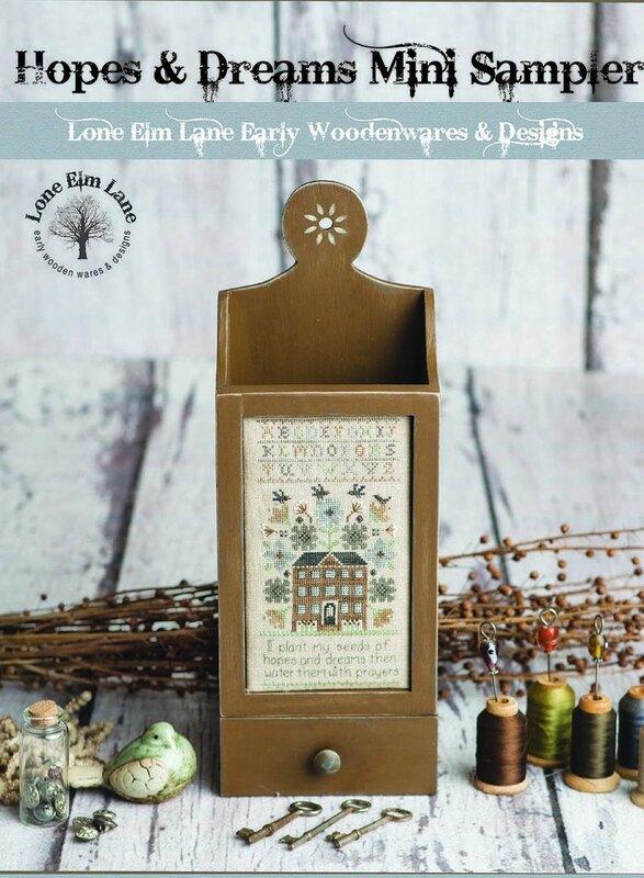 hopes & dreams mini sampler 1