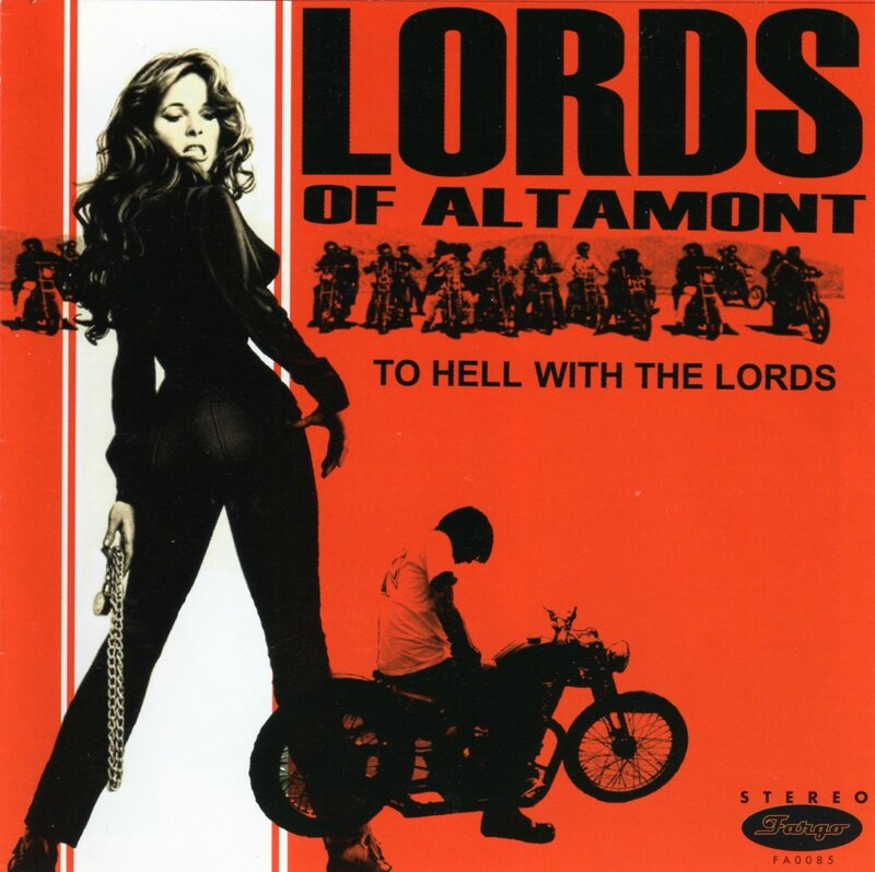 CD Hell with Lords