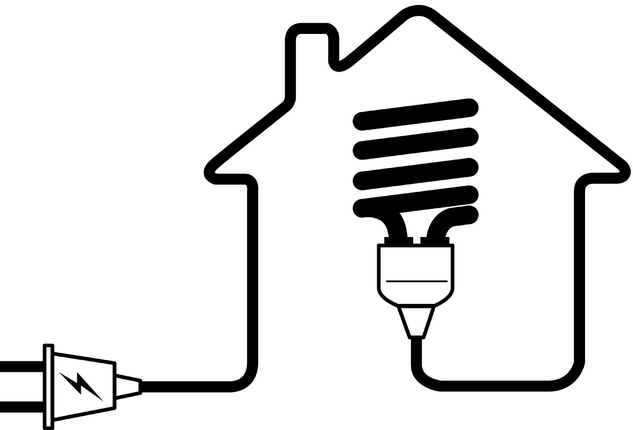 image logo electricien