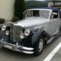 Jaguar mk v 3,5 litre drophead coupe 1948-1951