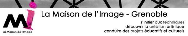 logo maison de l'image