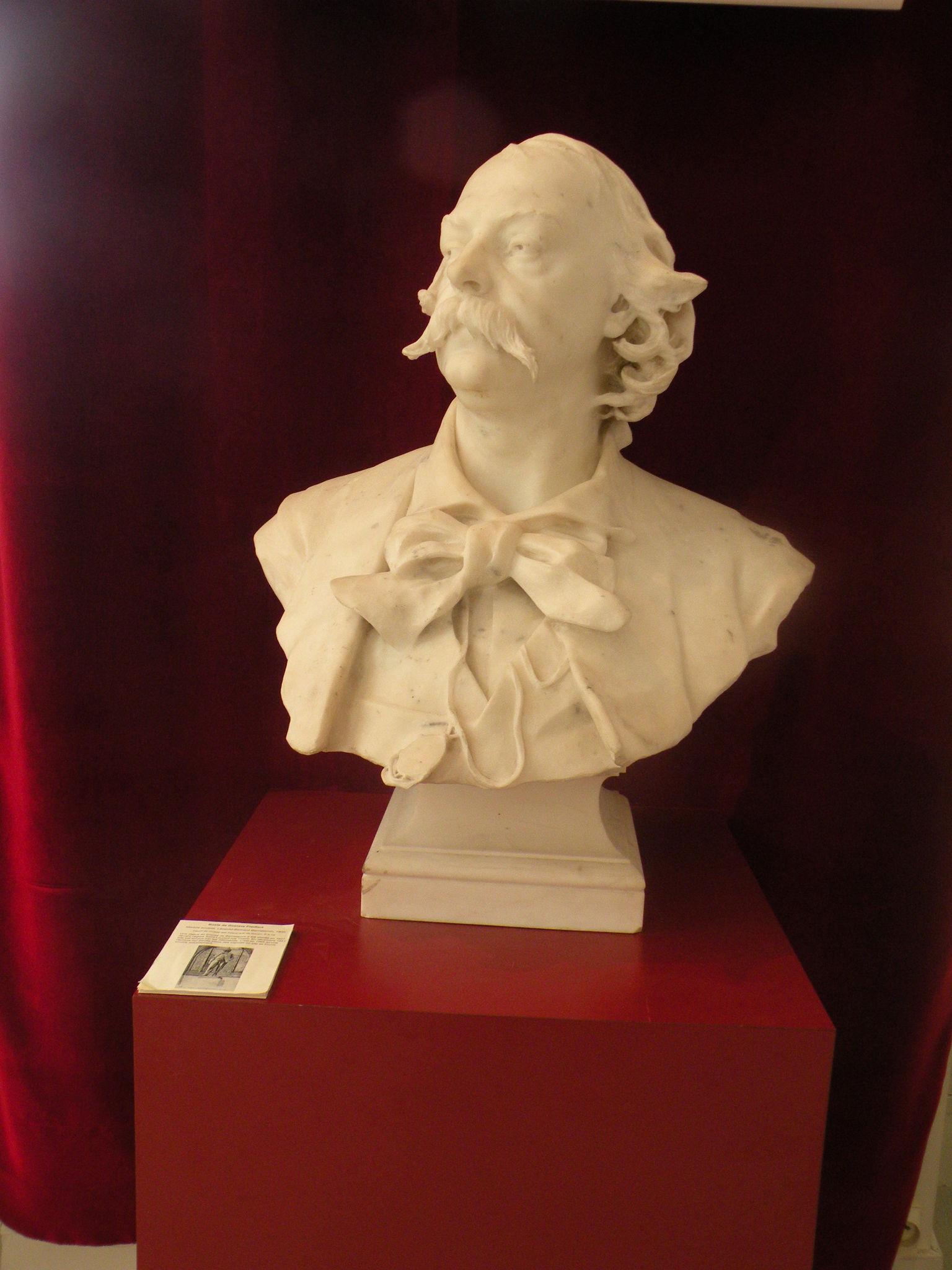 portrait de Gustave