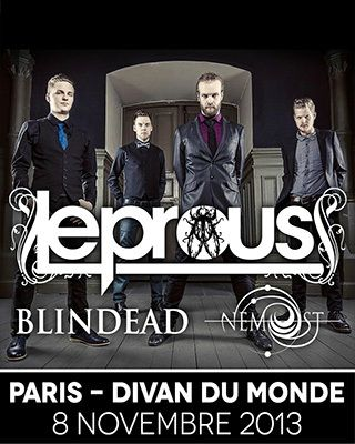 Leprous_Paris