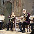 Levon chatikyan en concert avec france varpet au prieuré de manthes… !
