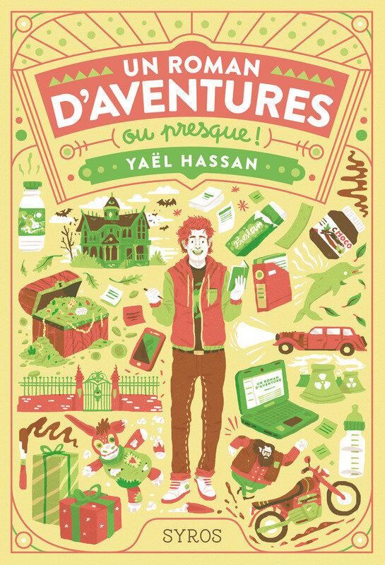 Un roman d'aventure (ou presque)