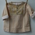 Blouse little boy 29