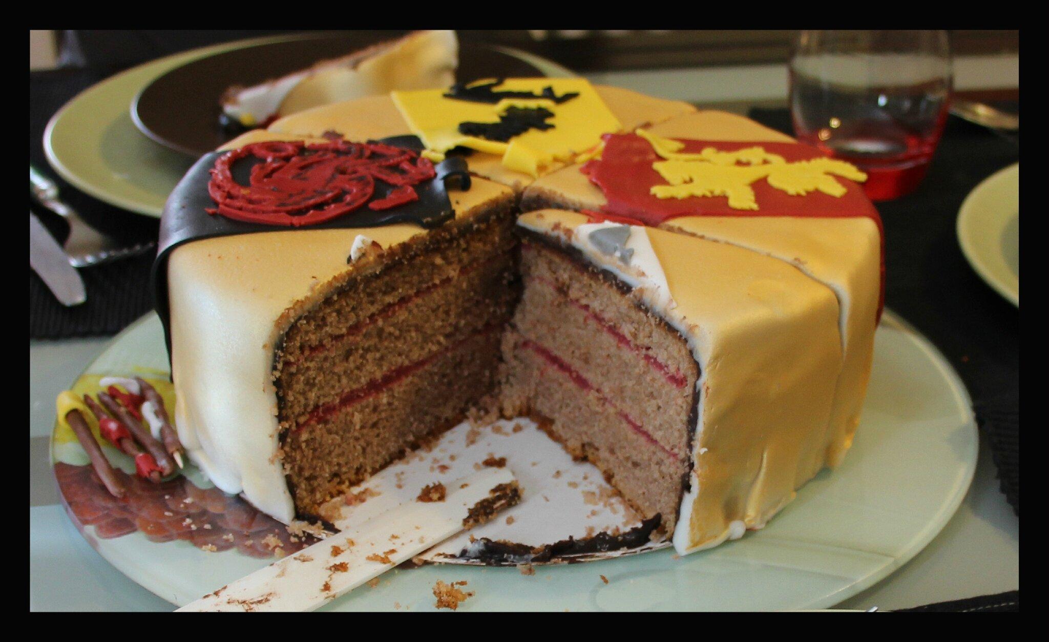 Recette Ganache Nutella Pour Cake Design : Molly Cake chocolat framboise - La Cuisine de Shady